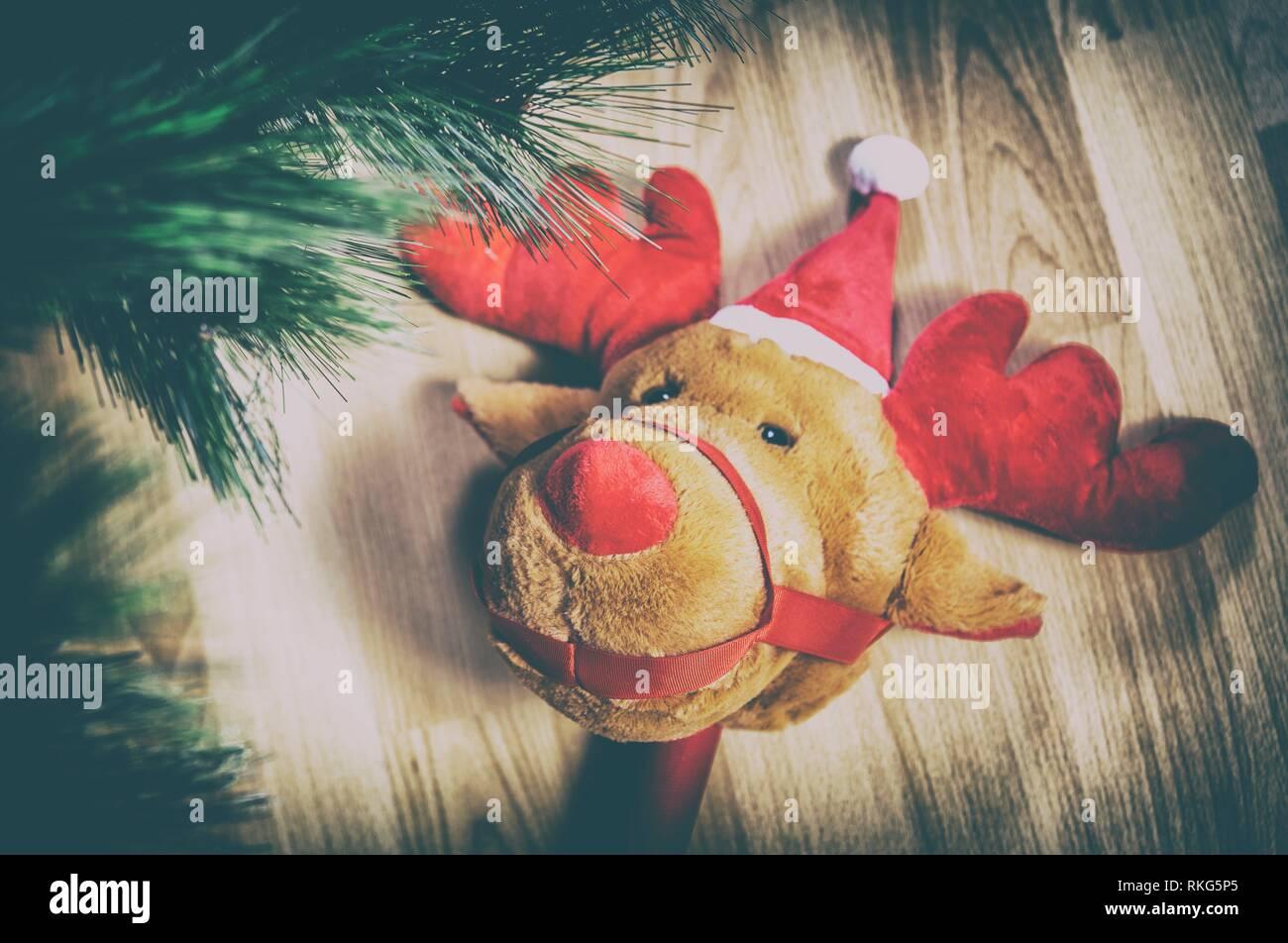 Stofftiere Weihnachtselch Stofftier Kuscheltier Teddybear Teddy Frohe Weihnachten Elch