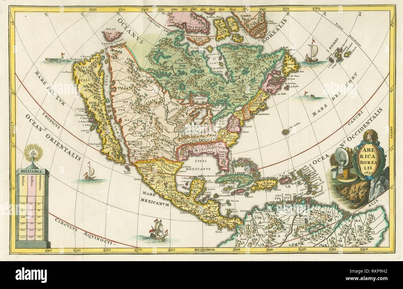 Indianerstamme Nordamerikas Karte.Karte Von Amerika 1800 Stockfotos Karte Von Amerika 1800