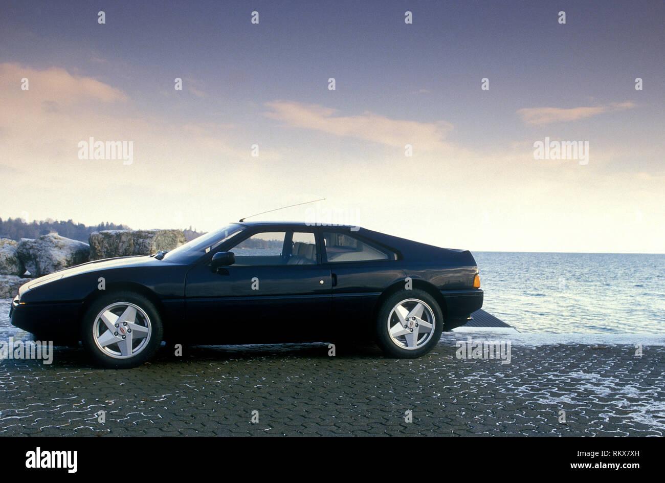 MVS Venturi GT 1987 Stockbild