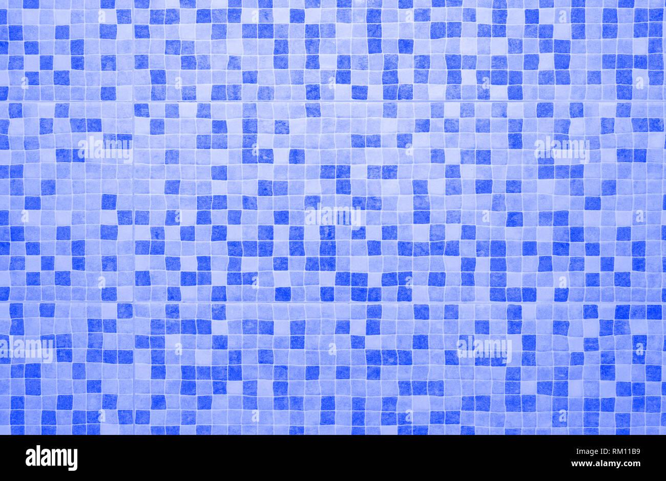 das blaue quadrat