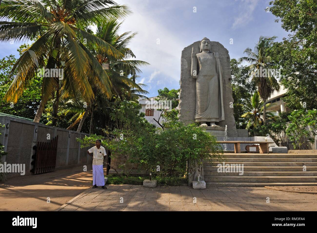 Colombo, Sri Lanka, Indien, Südasien. Stockbild