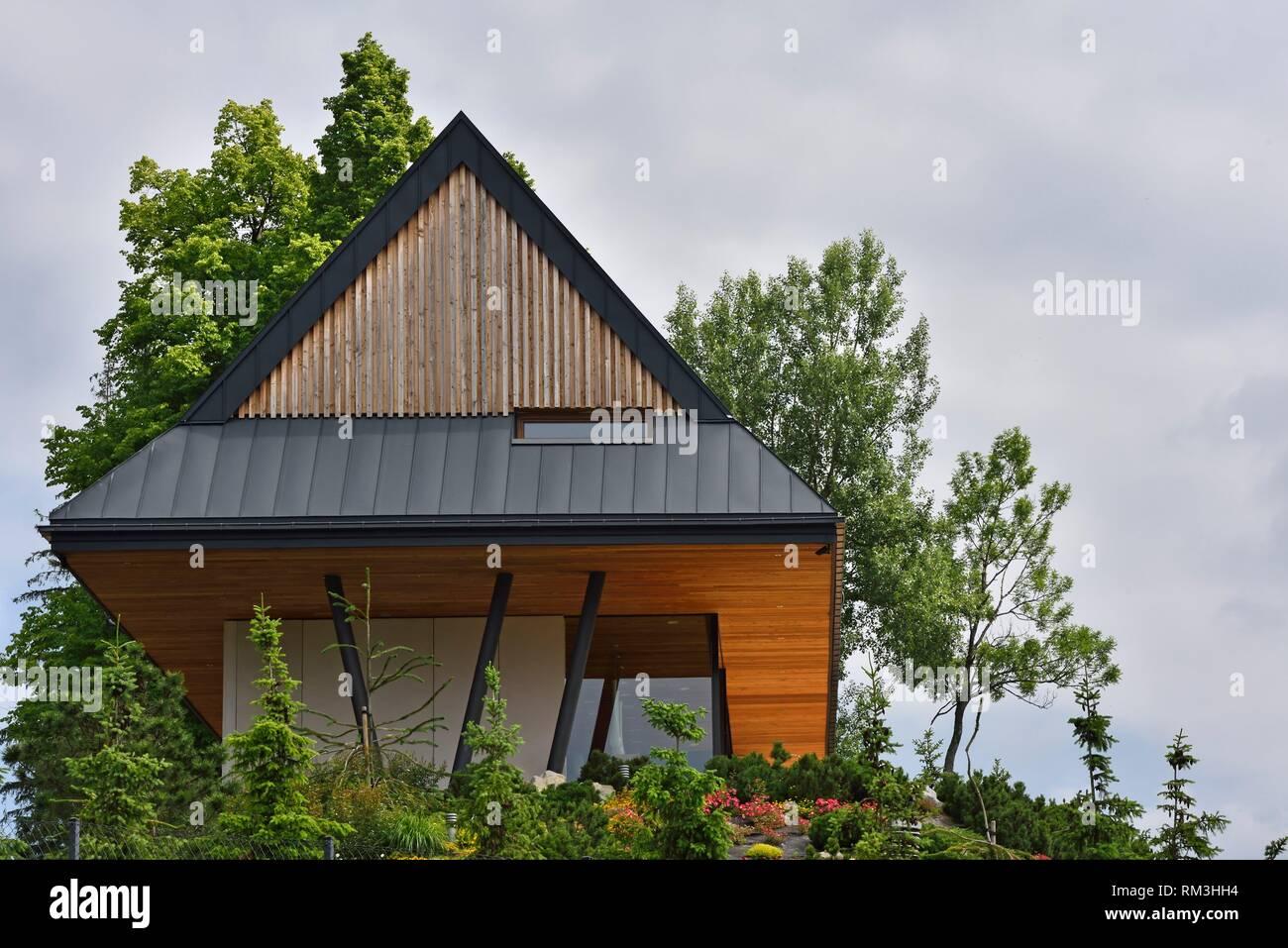 Maison Bois Stockfotos & Maison Bois Bilder - Alamy
