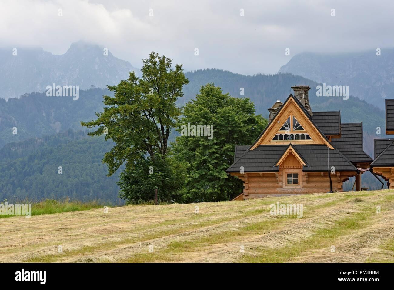 Maison En Bois Stockfotos & Maison En Bois Bilder - Alamy