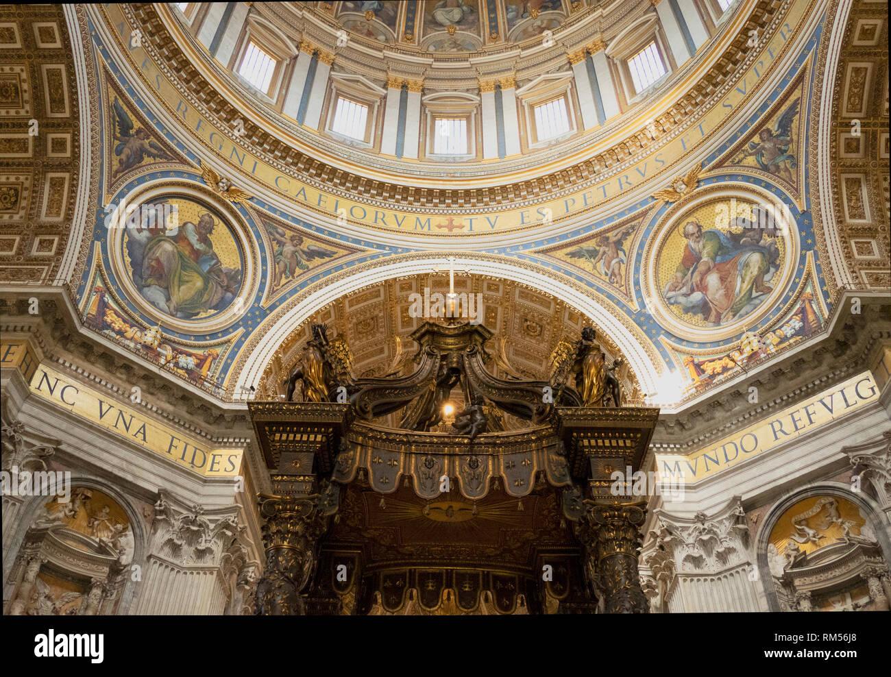"Petersdom Vatikan Rom Mousepad /""Italien/"" Petersplatz Vatikanstadt"