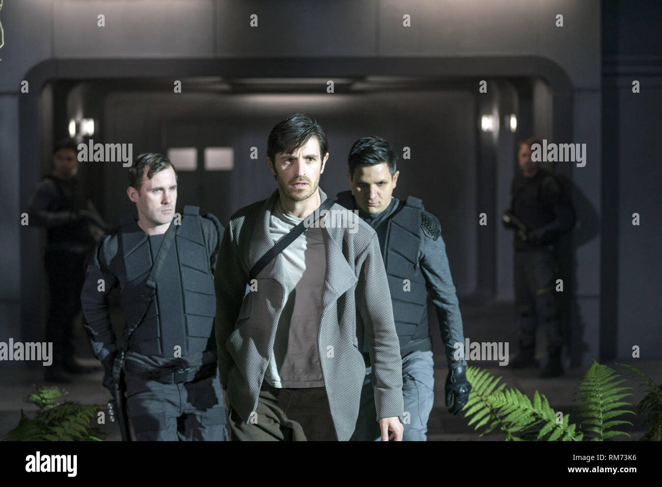 Nightflyers Ist Ein Us Amerikanischer Horror Science Fiction Tv