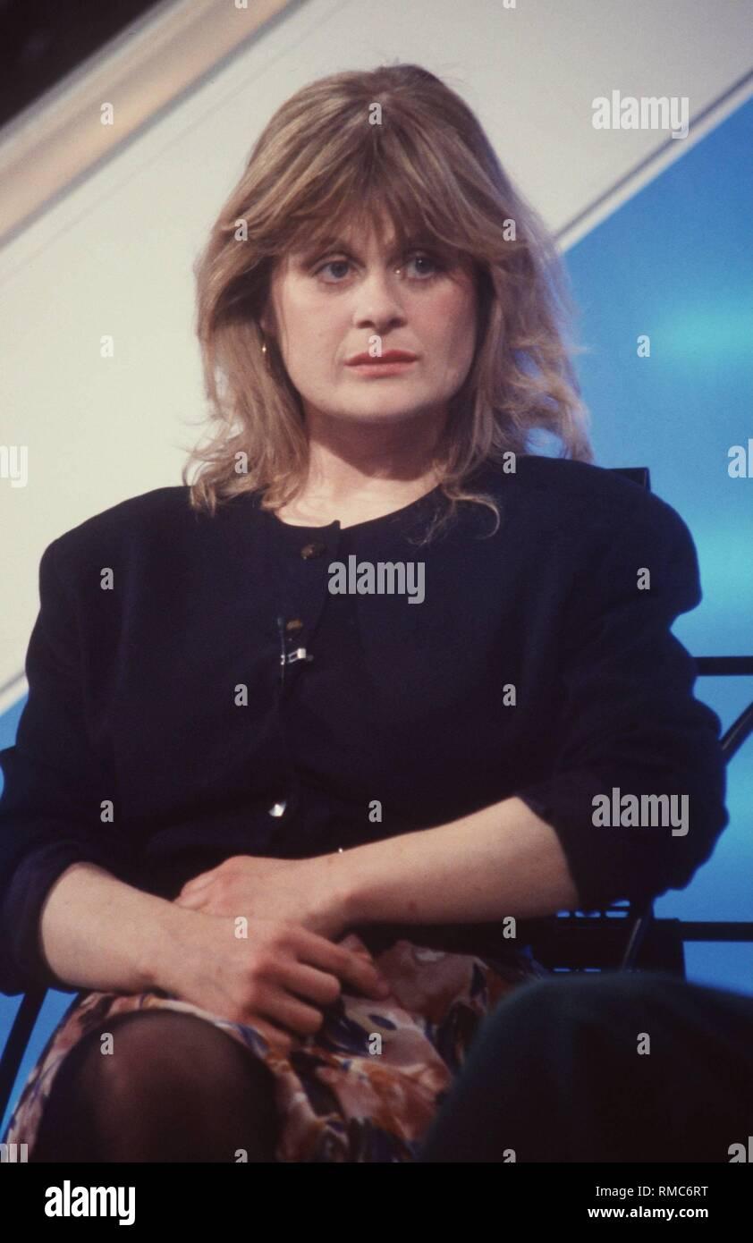 """Am 23. November 2001 den zehnten Jahrestag war der Tod von Schauspieler Klaus Kinski (""""Fitzcarraldo"""", """"Nosferatu Phantom der Nacht""""). Der gebürtige Pole 75 dieses Jahr gemacht haben würde. Seine Tochter Pola Kinski (49, Foto) hat wenige positive Erinnerungen an ihren exzentrischen Vater und sagt: """"Er hat eine Spur der Verwüstung und hat immer die meisten Leute um ihn verletzt. Klaus Kinski war ein exzentrischer Egomane, der nur seine eigene Meinung gezählt. Stockfoto"""