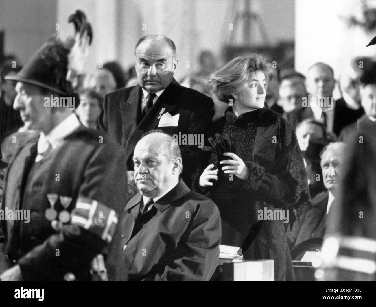 Johannes Von Thurn Und Taxis Beerdigung