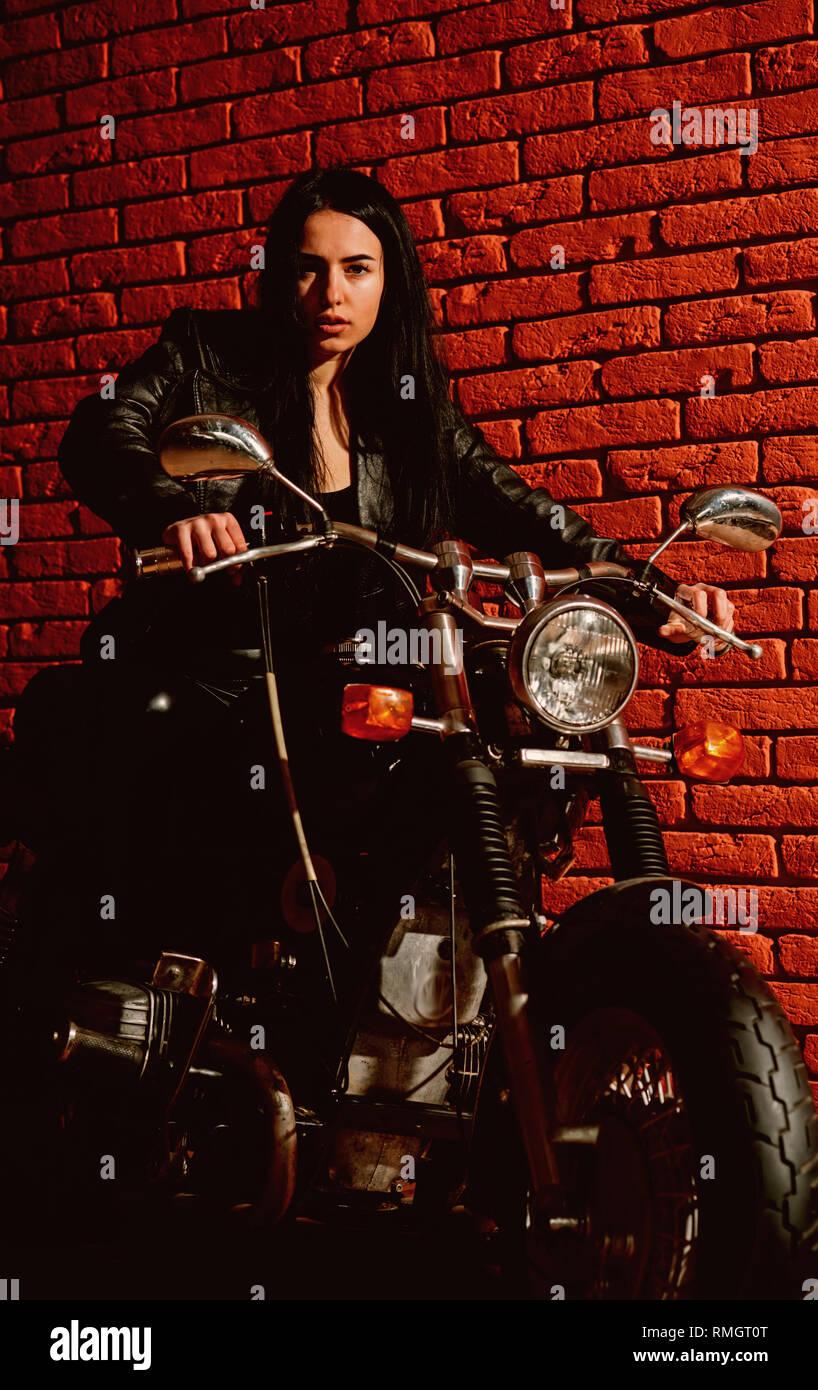 Sexy motorrad Motorrad Singles