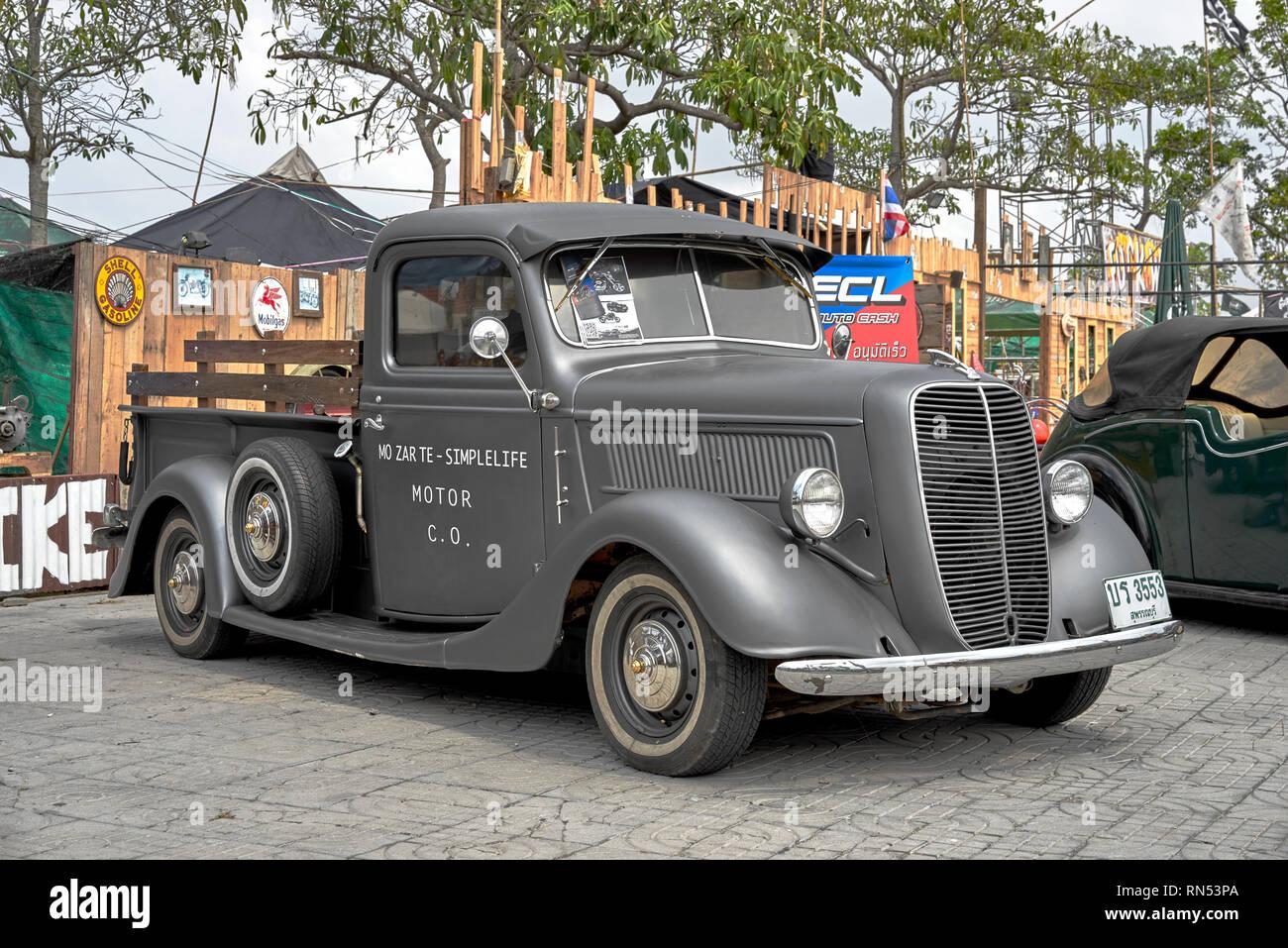 American Ford Truck Stockfotos American Ford Truck Bilder Alamy