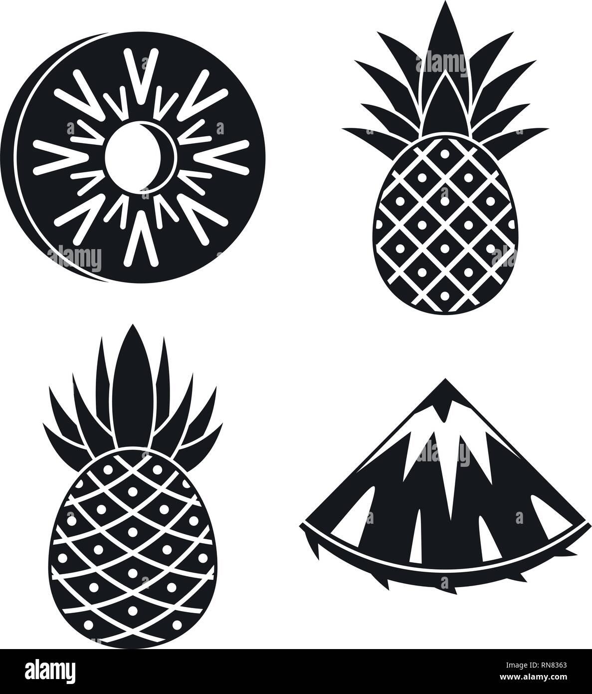 Ananas Auf Englisch