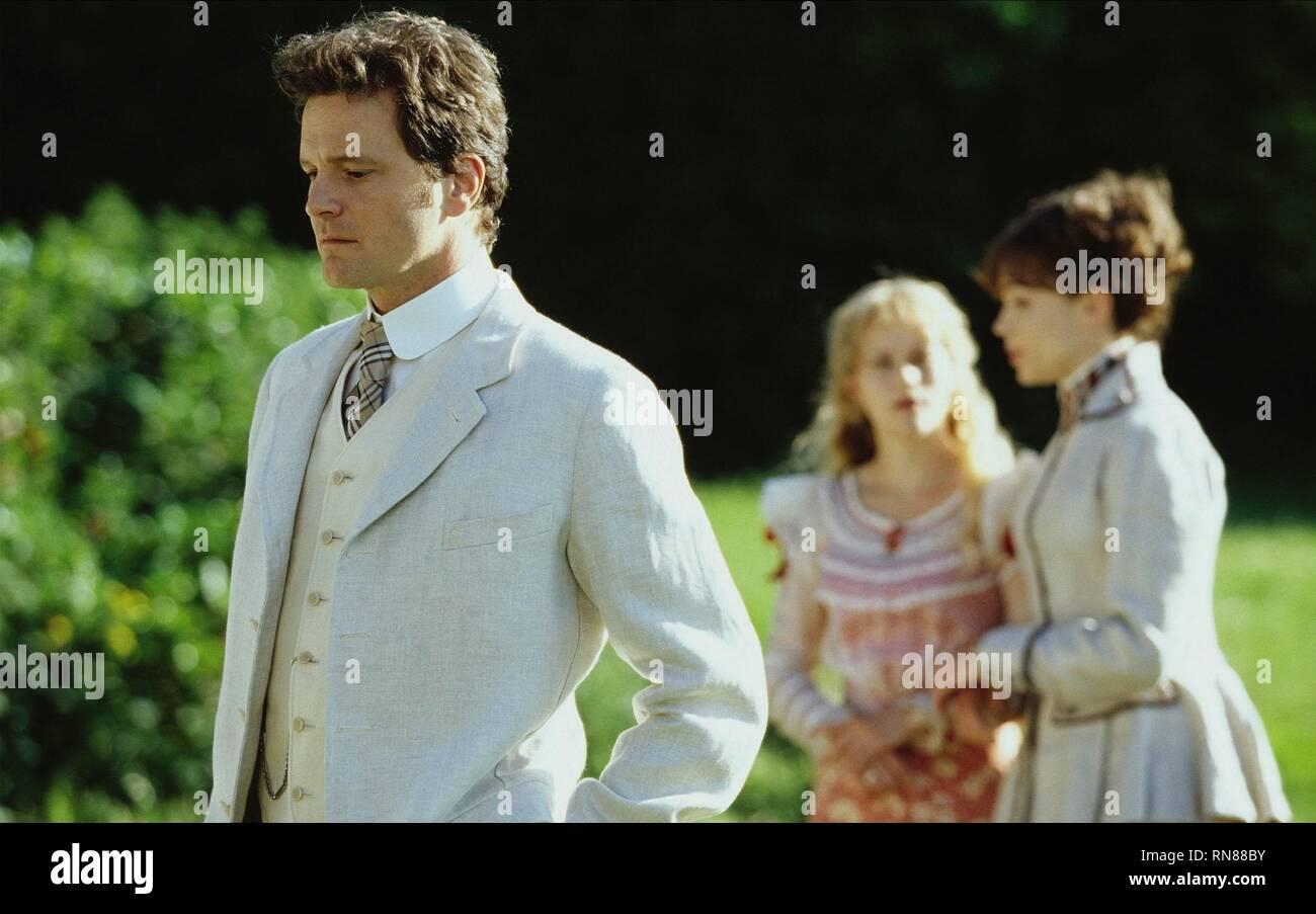 COLIN FIRTH, WIE WICHTIG ES IST ERNST, 2002 Stockbild