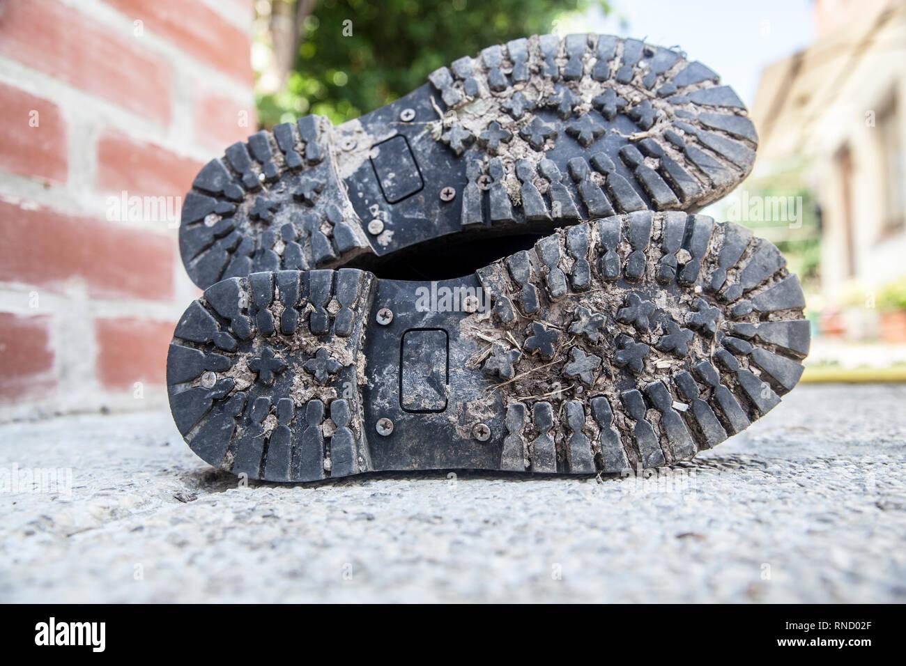 Schwarze Stiefel Stockfotos & Schwarze Stiefel Bilder Alamy