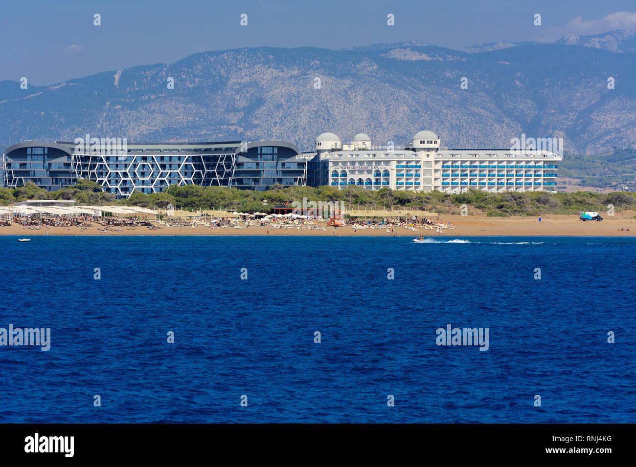 Alanya Turkei Oktober 05 2018 Schone Hotels In Der Turkei Vor