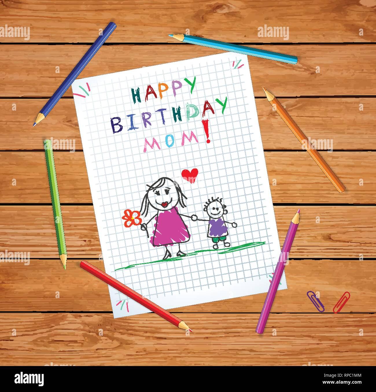 Geburtstagskarte mutter an sohn