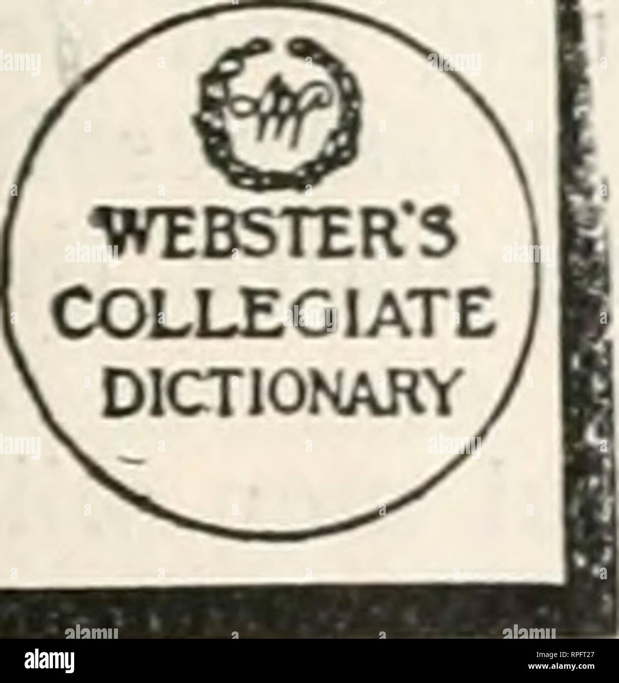 Dating-Webster-Wörterbuch