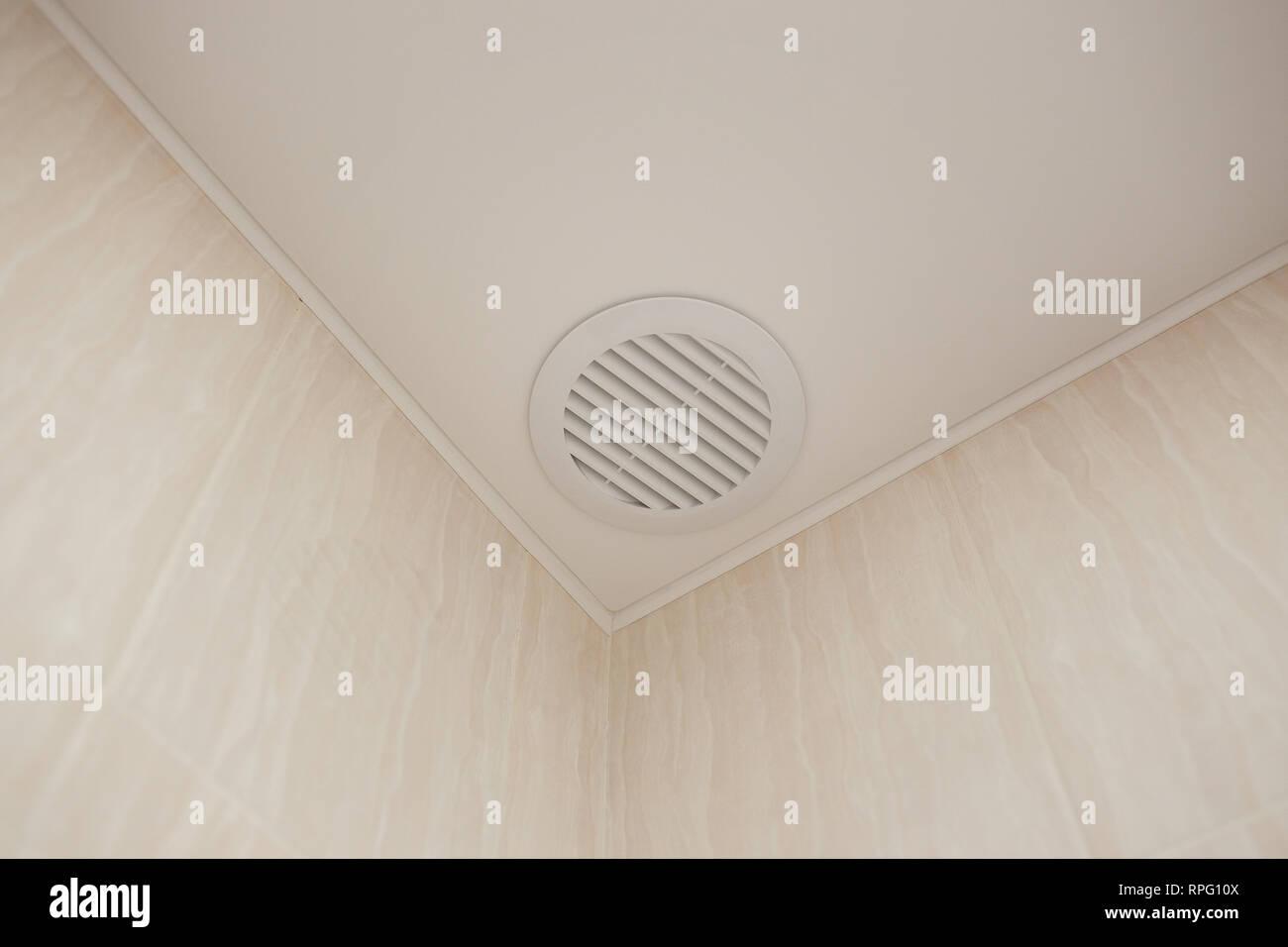 Ventilation Im Badezimmer Stockfotos und  bilder Kaufen   Alamy
