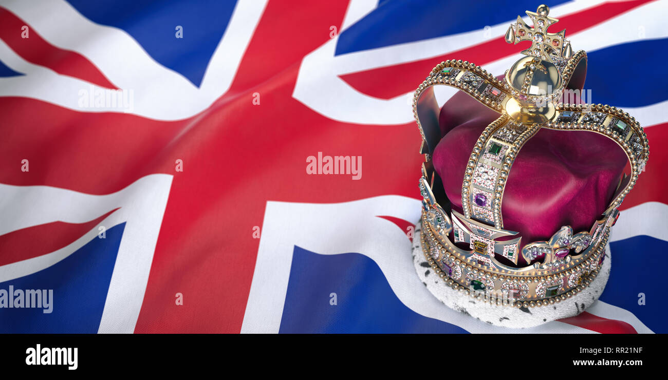 Krone Auf Englisch