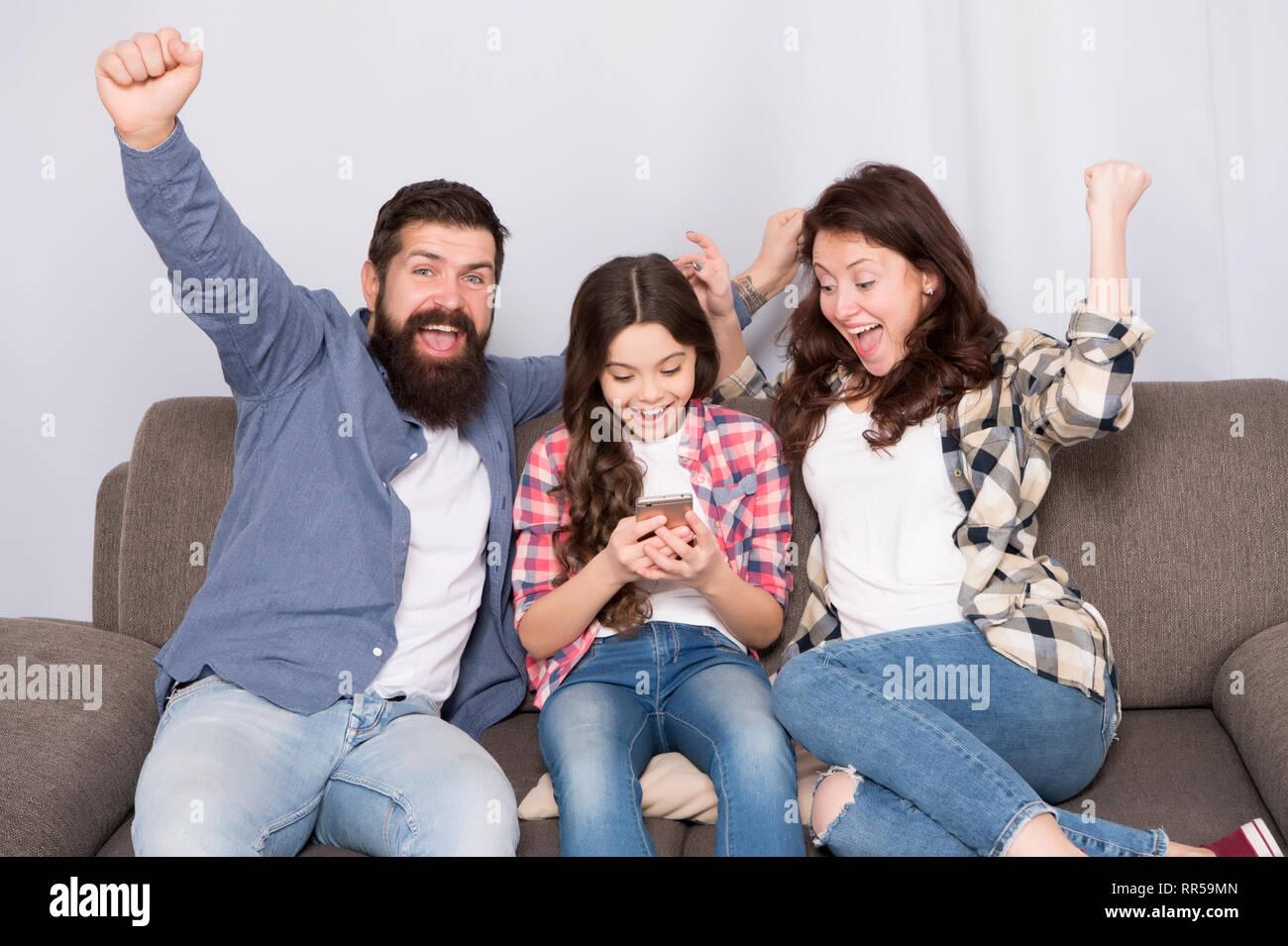 Familie mädchen Was, wenn