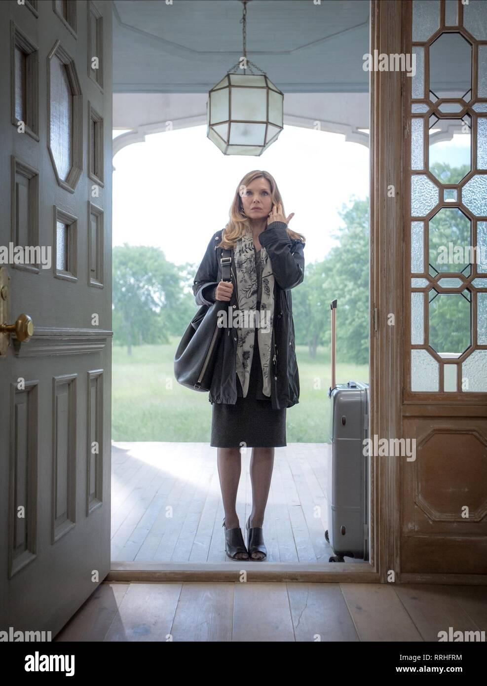 Mutter!, Michelle Pfeiffer, 2017 Stockbild