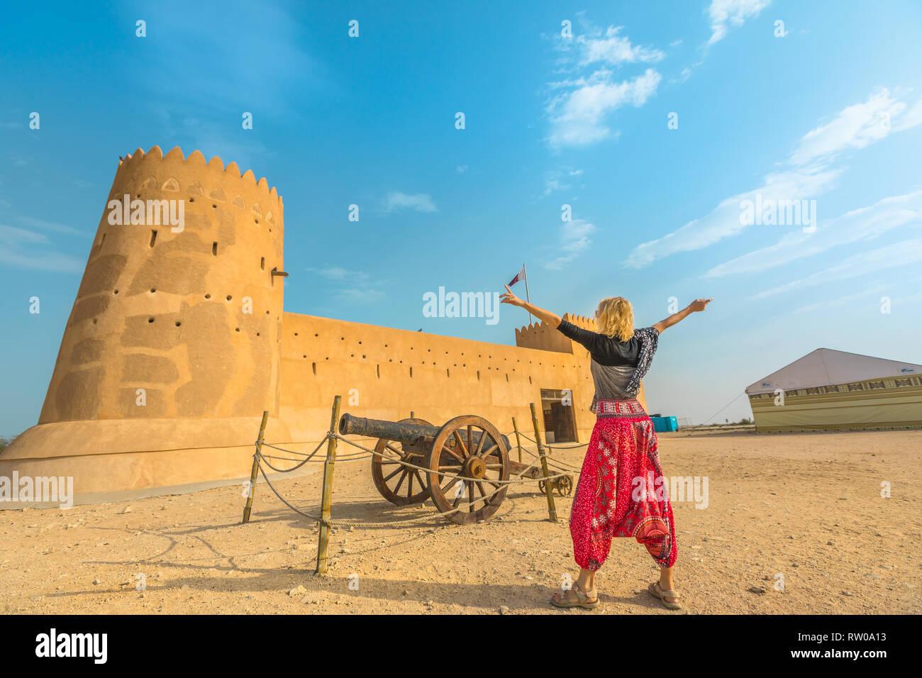 Qatar weiblich