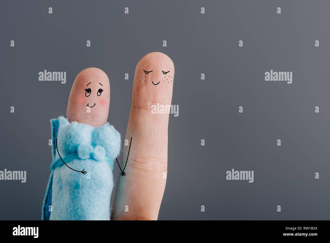 vom fingern schwanger