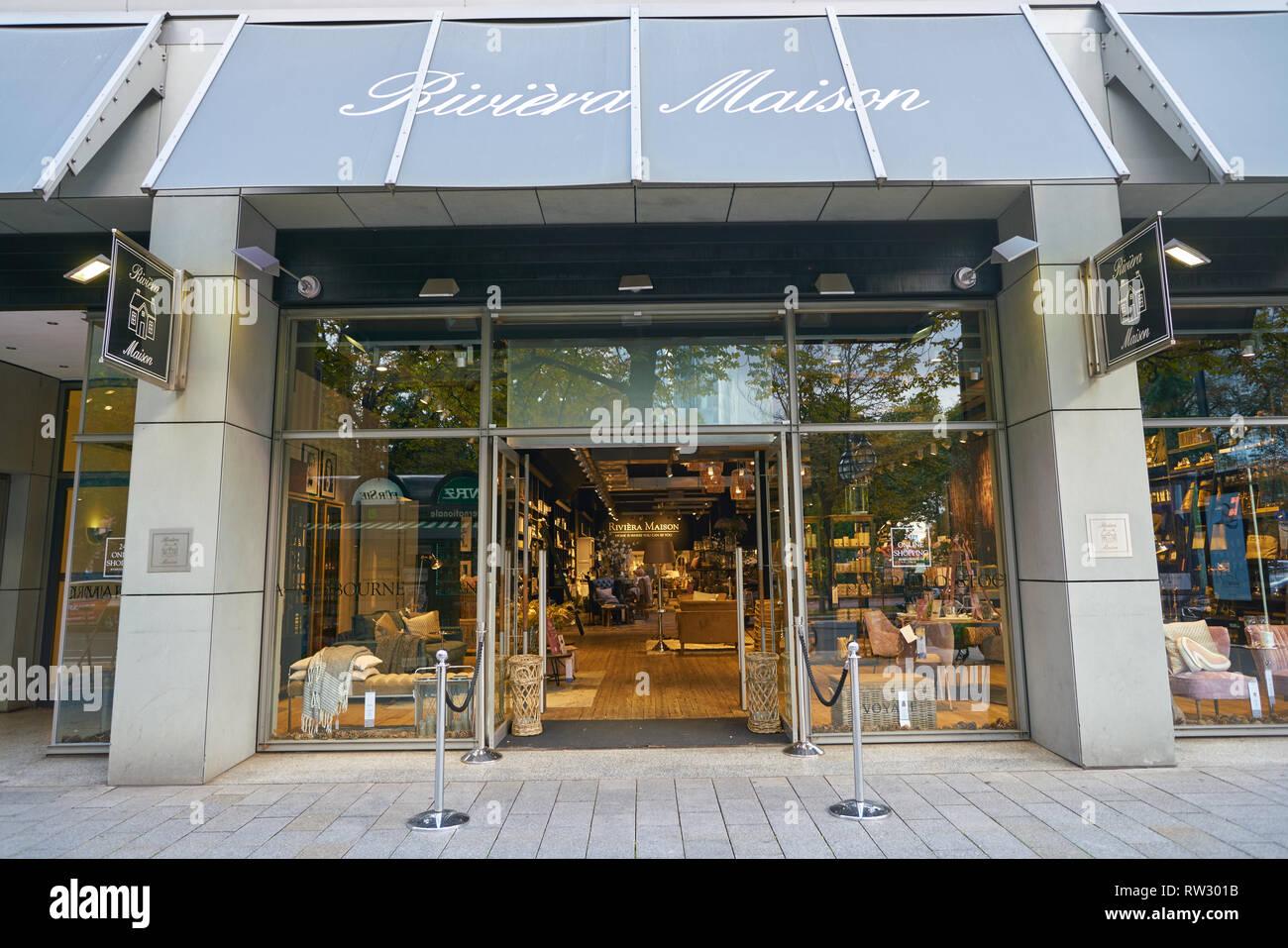 Riviera Maison Stockfotos & Riviera Maison Bilder - Alamy