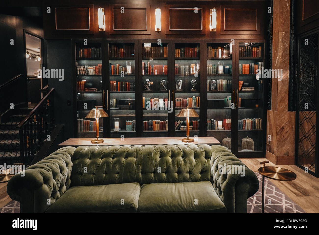 Klassische Innenarchitektur Stockfotos und  bilder Kaufen   Alamy