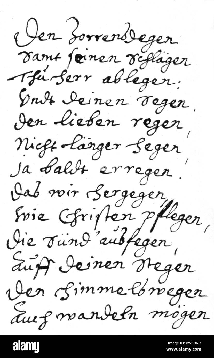 Werder Dietrich Von Dm 1711584 18121657 Deutscher