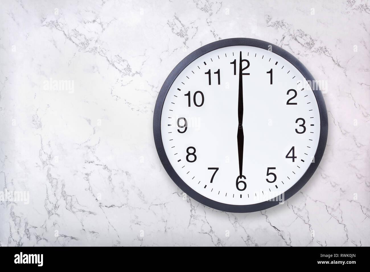 20pm Clock Stockfotos und  bilder Kaufen   Alamy