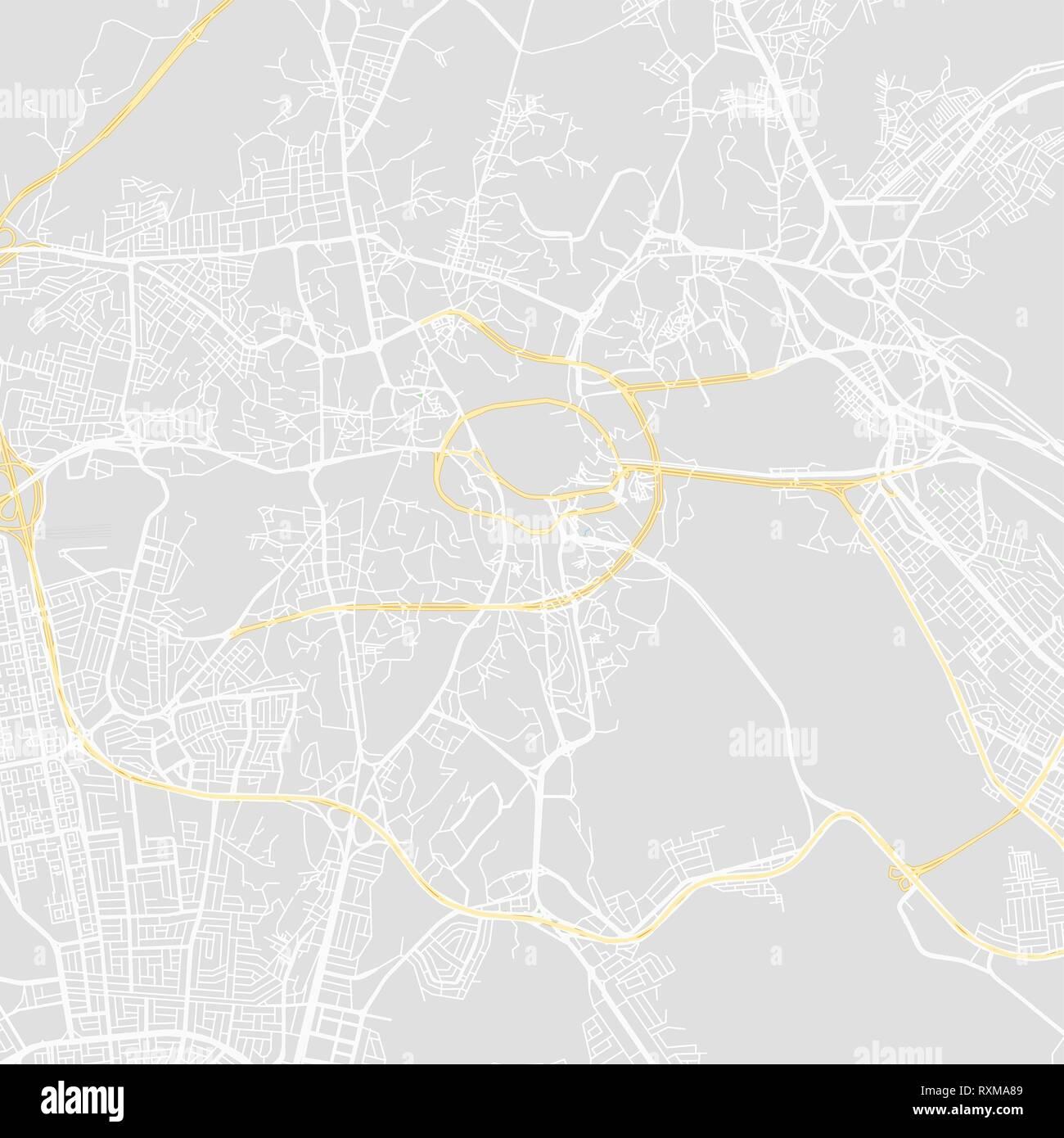 Map Of Mecca Stockfotos & Map Of Mecca Bilder - Alamy
