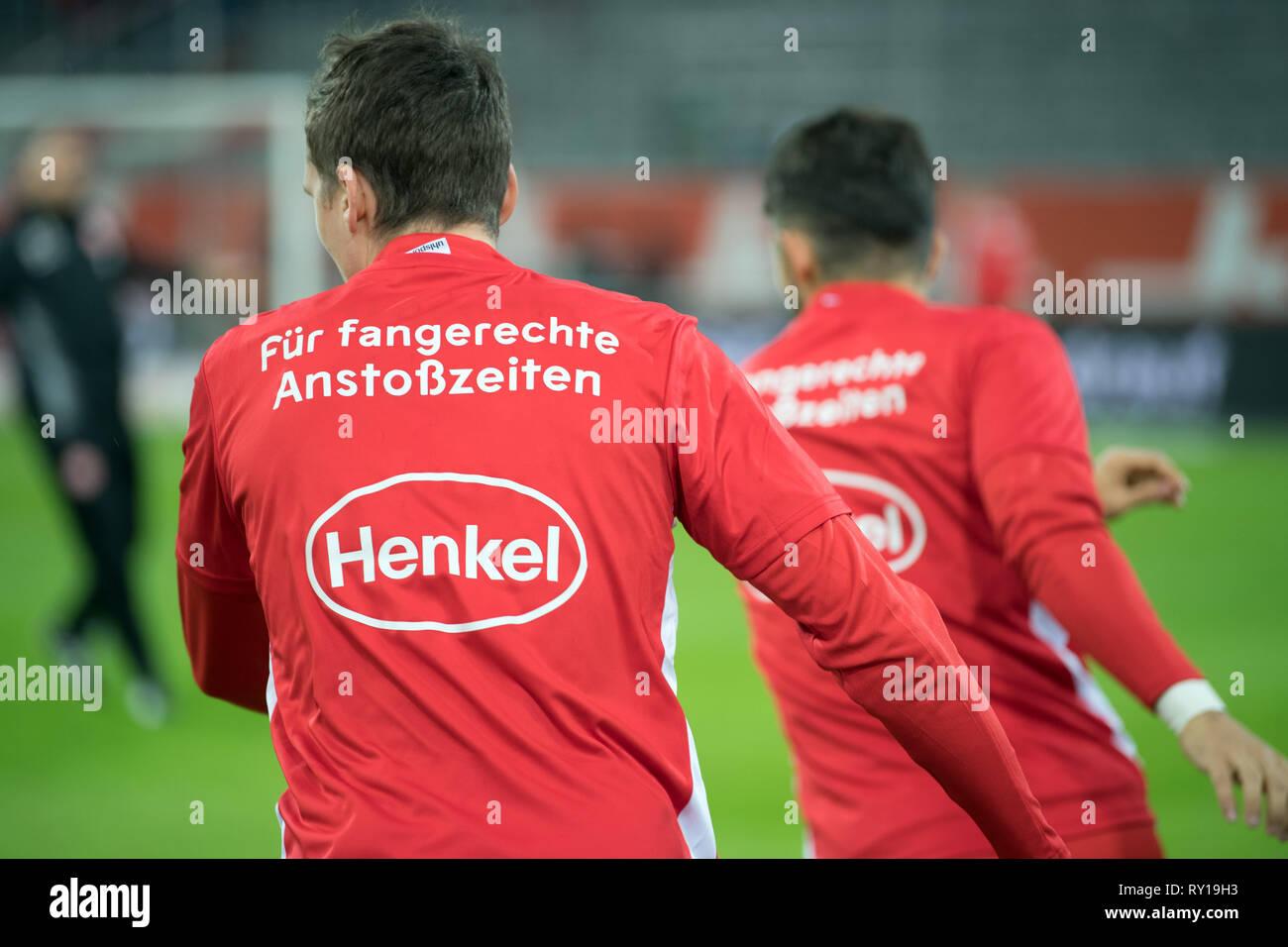 11 Marz 2019 Nordrhein Westfalen Dusseldorf Fussball