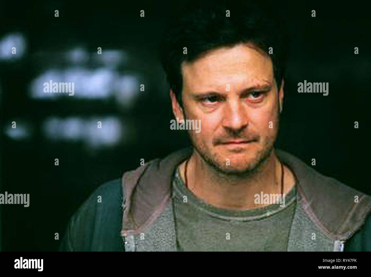 COLIN FIRTH, Trauma, 2004 Stockbild