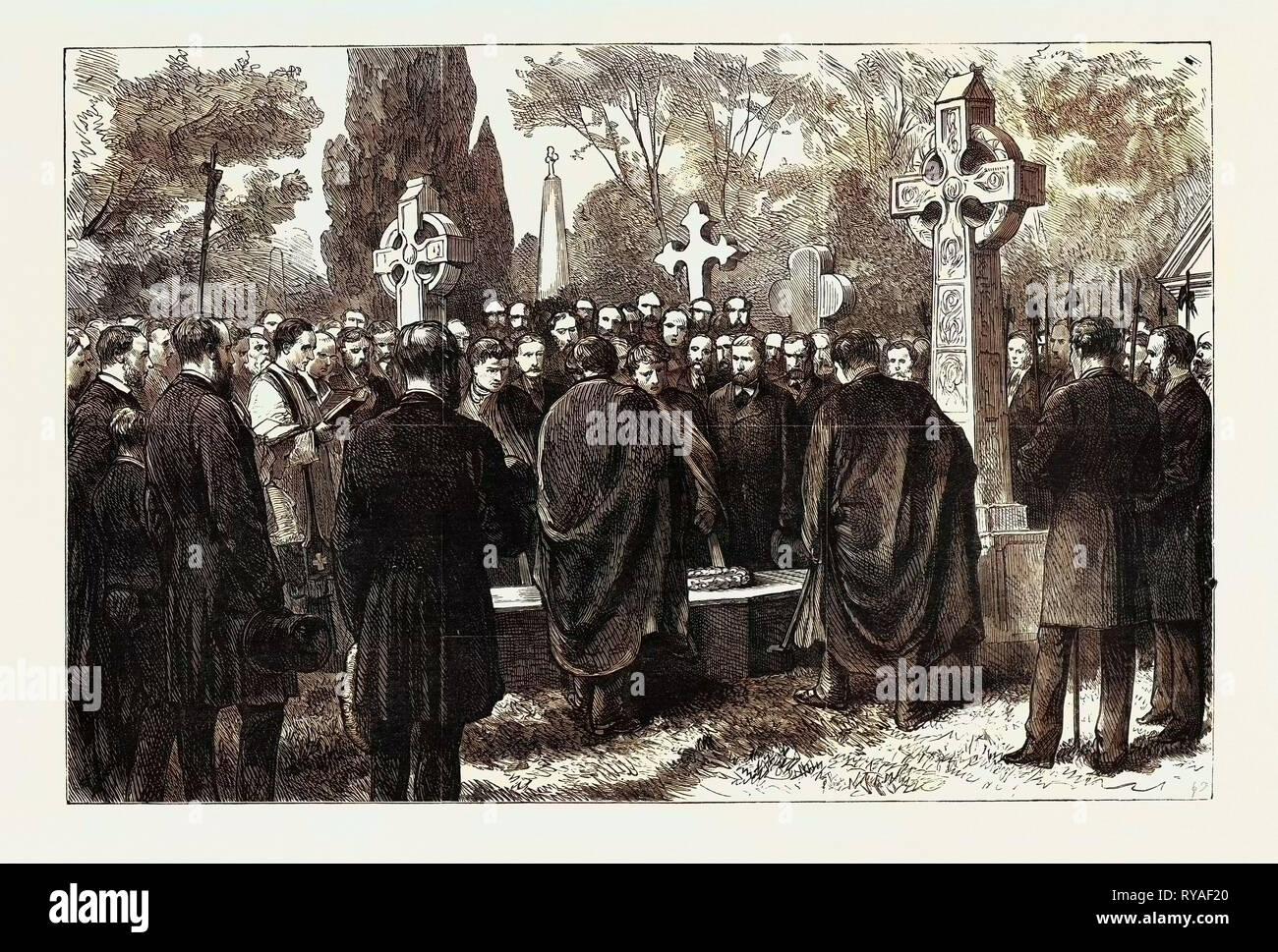 Bestattungsdirektoren datieren vor Ort
