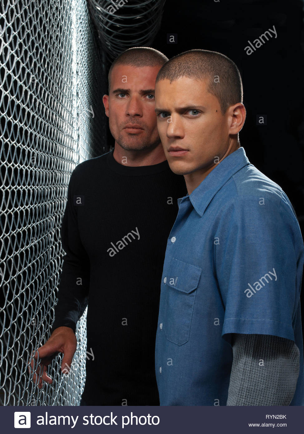 Prison Break Stockfotos & Prison Break Bilder - Alamy