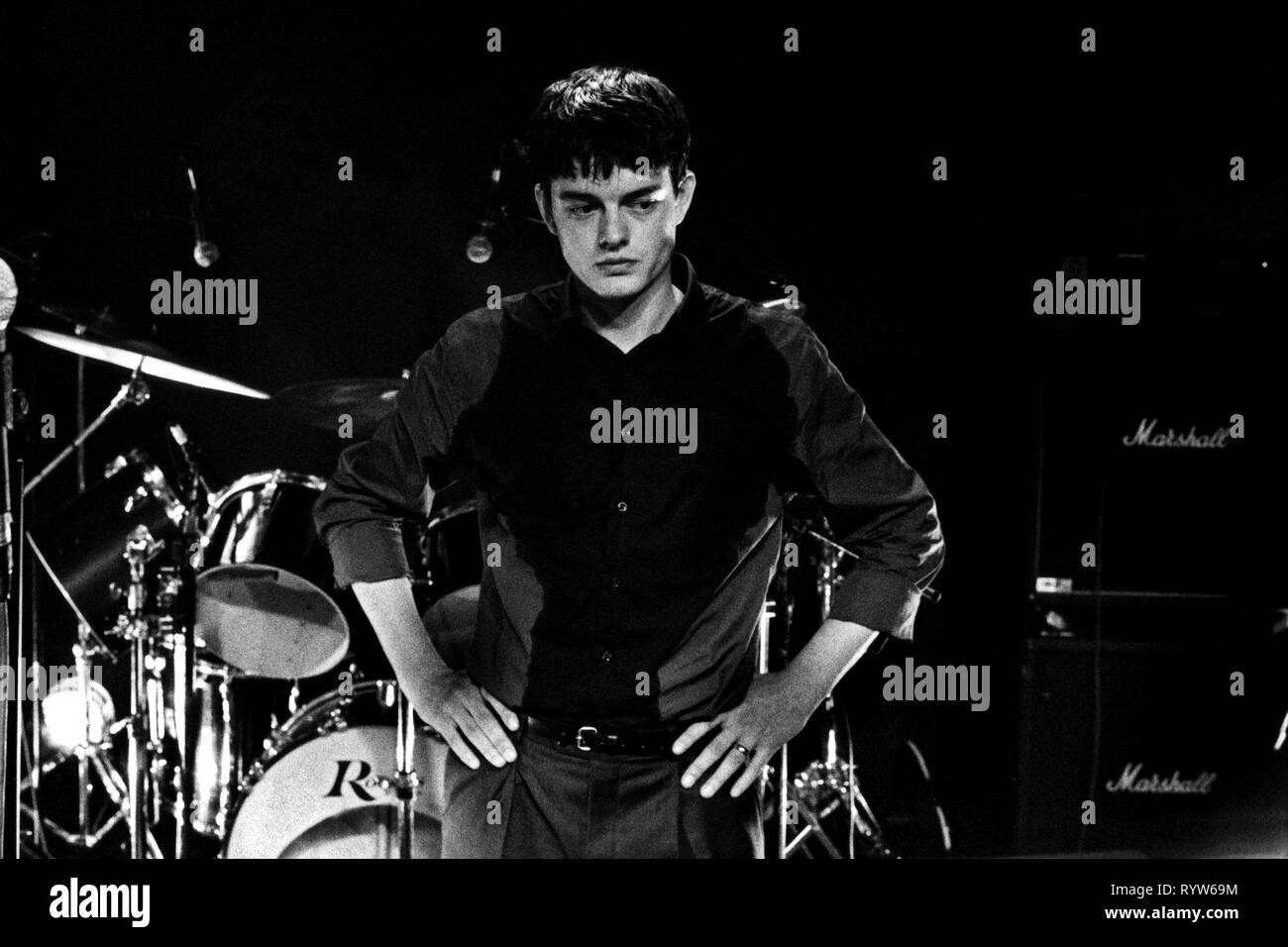 Sam Riley Joy Division New BW POSTER