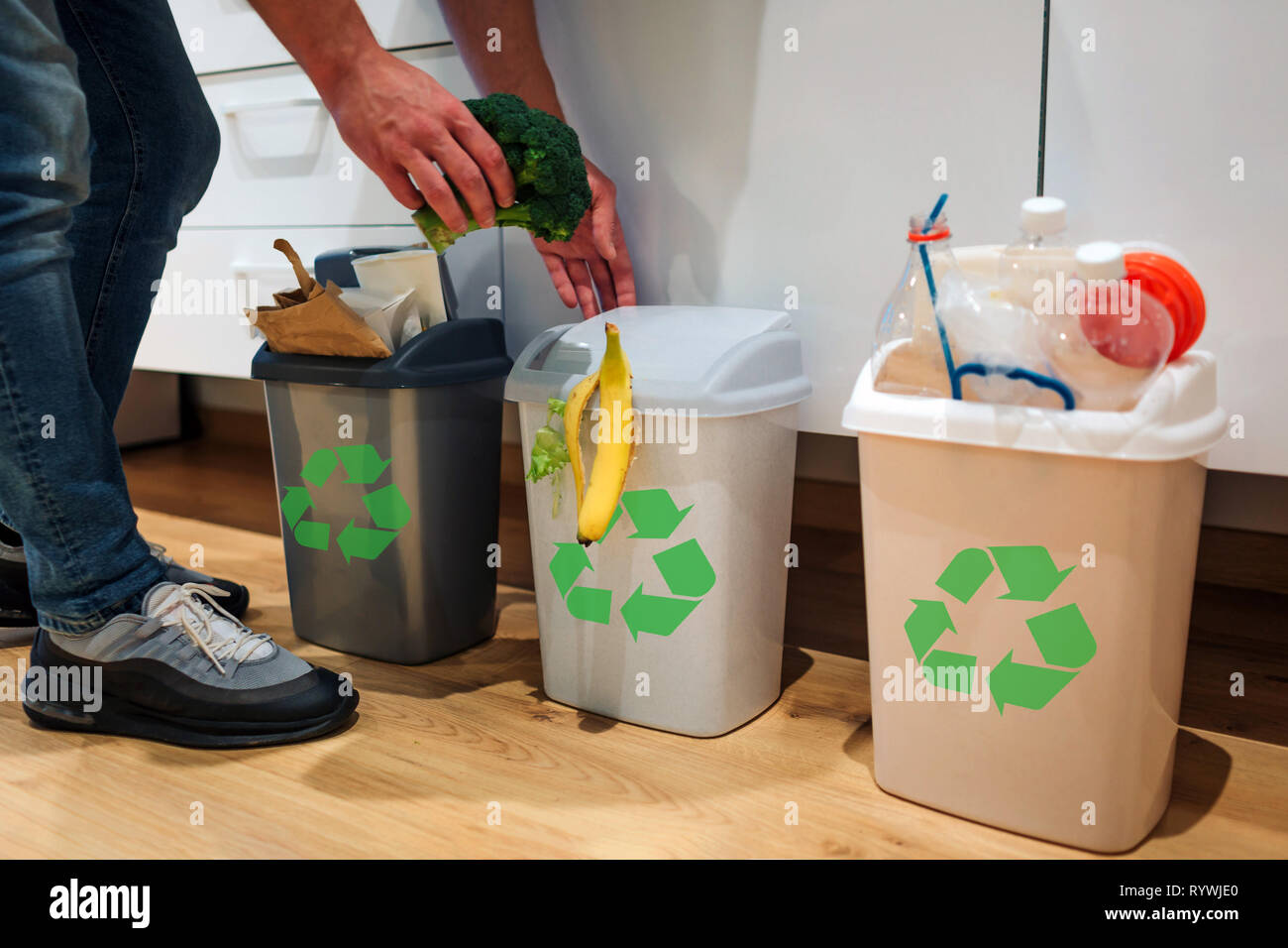 Abfall Papierkorb Stockfotos und  bilder Kaufen   Alamy