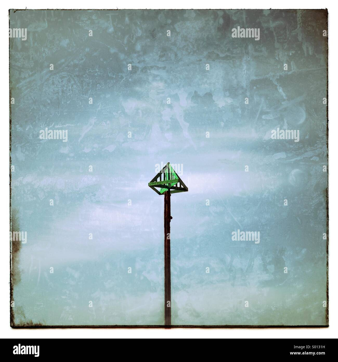 Das Grüne Dreieck Stockfotos Das Grüne Dreieck Bilder Alamy