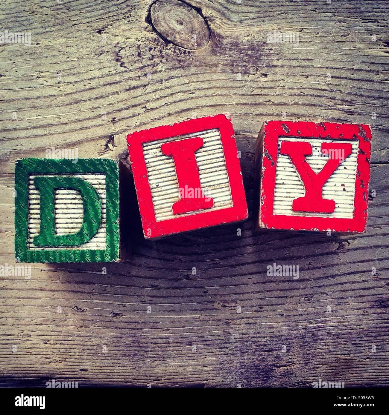 Do It Yourself Stockfotos & Do It Yourself Bilder - Alamy