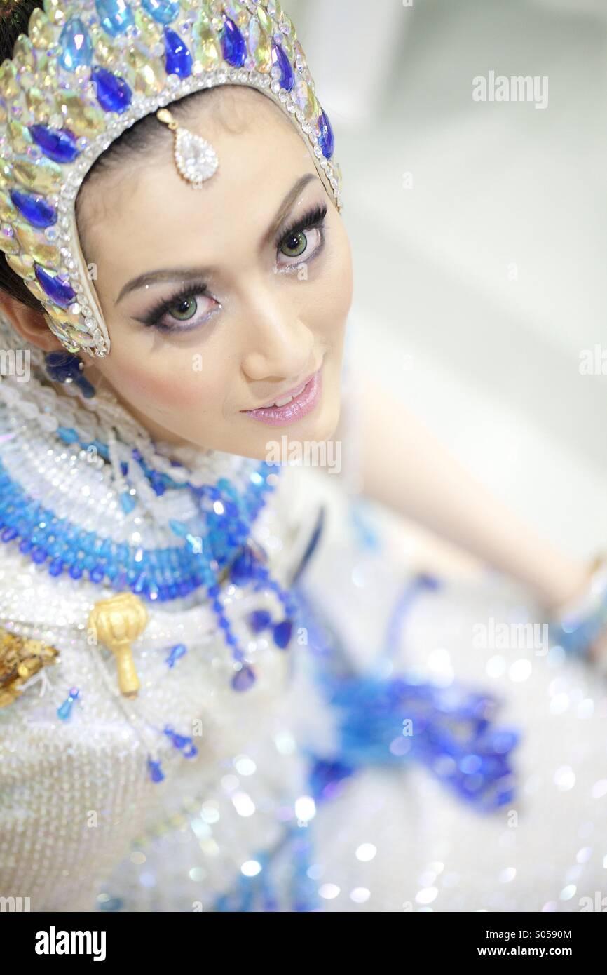 Thai Kleidung Stockfoto