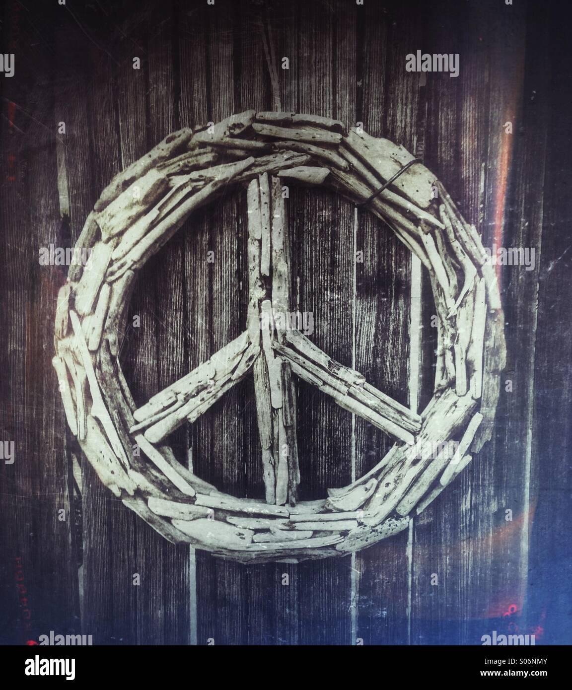peace zeichen stockfoto bild 309935387 alamy. Black Bedroom Furniture Sets. Home Design Ideas
