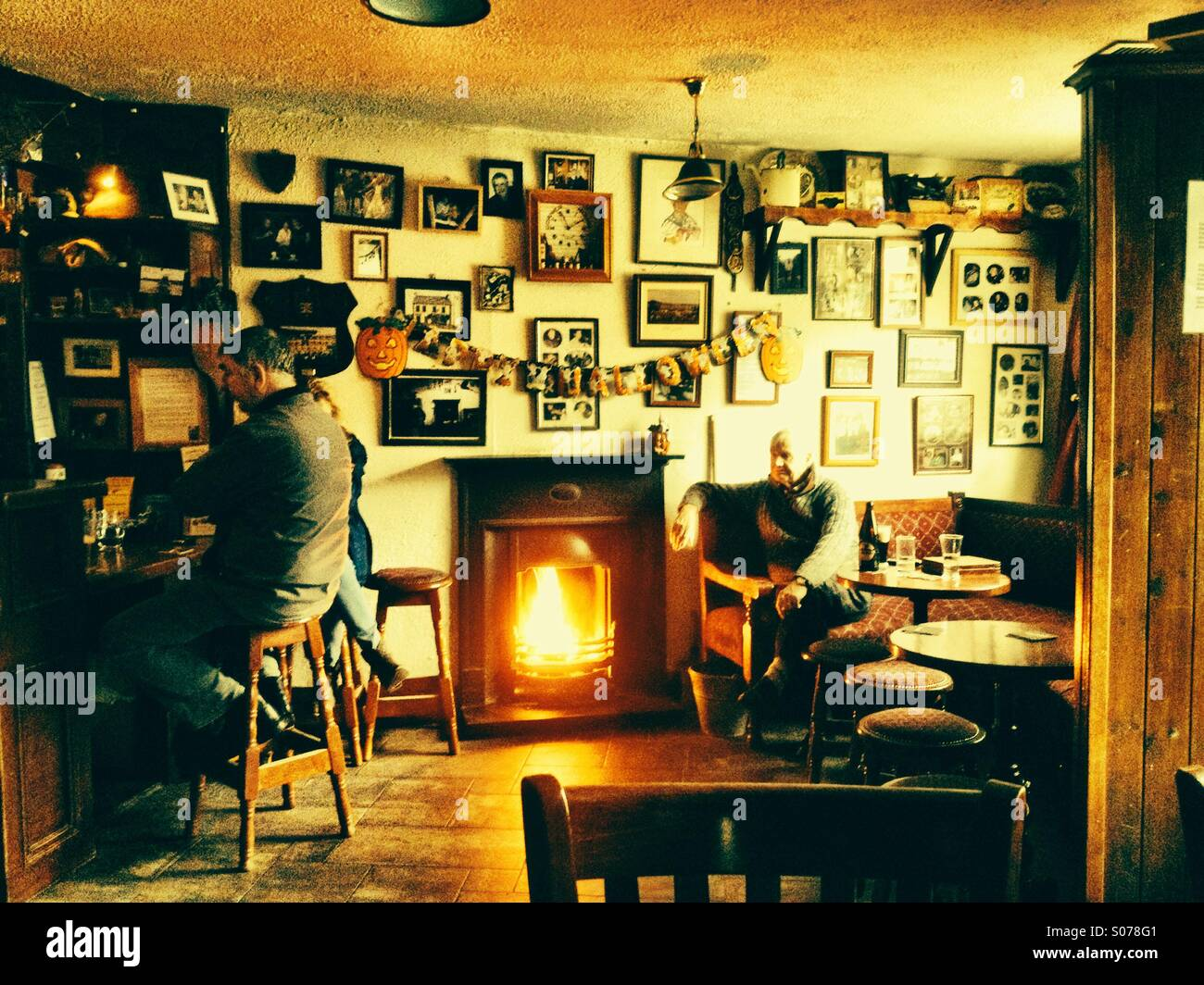 Die Ecke House Bar Stockfoto, Bild: 309947009 - Alamy