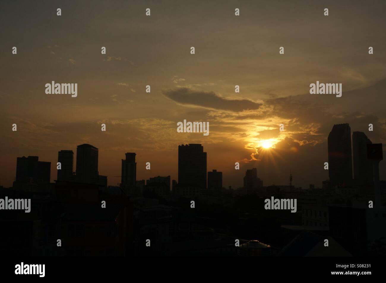 Guten Morgen Thailand Stockfoto Bild 309963893 Alamy