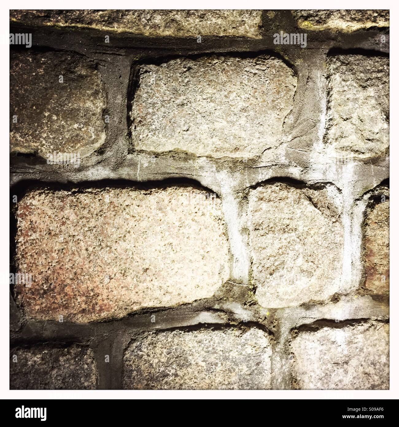 Wandstruktur Stockbild