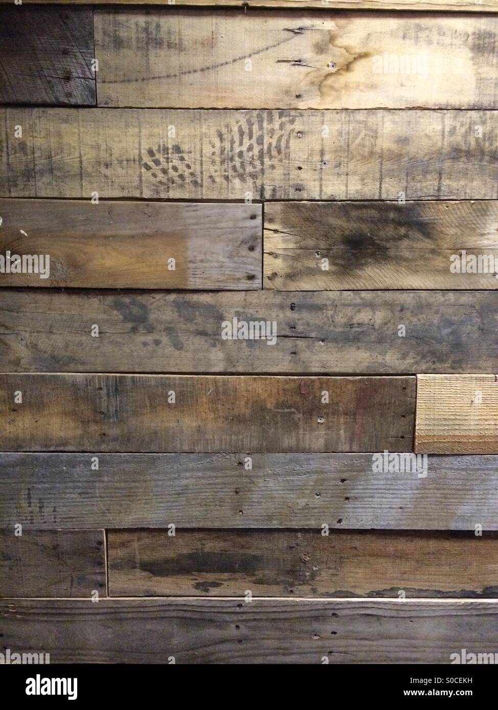 Paletten Wand Stockfoto Bild 310061573 Alamy