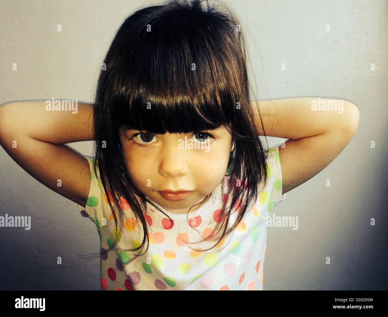 Childrens Portrait Stockfotos & Childrens Portrait Bilder - Alamy