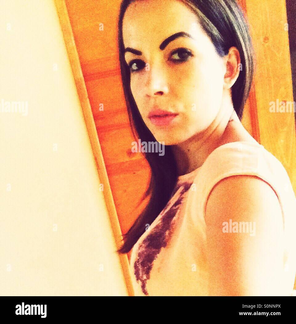 Eleganz Stockbild