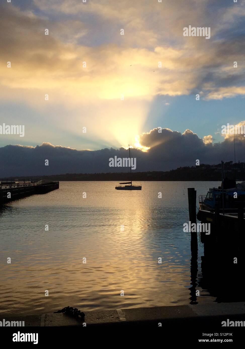 Guten Morgen Sonnenschein Stockfoto Bild 310462479 Alamy