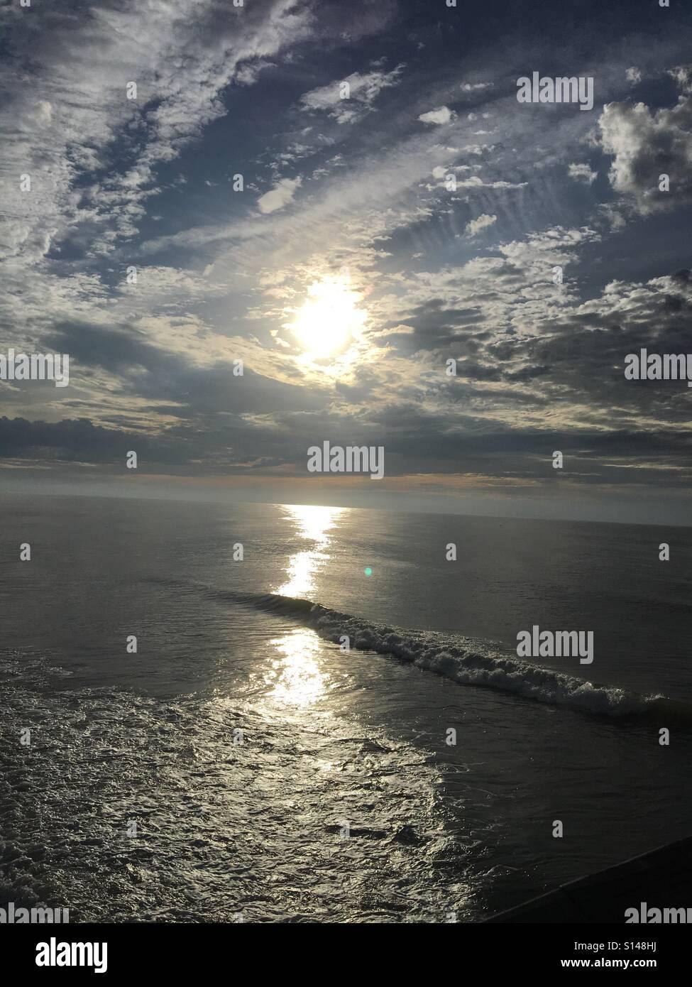 Guten Morgen Meer Stockfoto Bild 310495854 Alamy