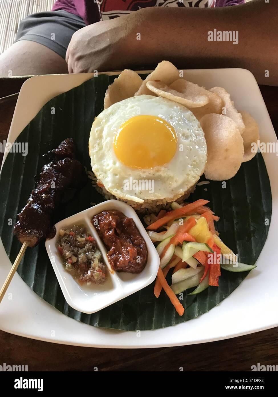 Balinesische Küche | Traditionelle Balinesische Kuche Stockfoto Bild 310704634 Alamy