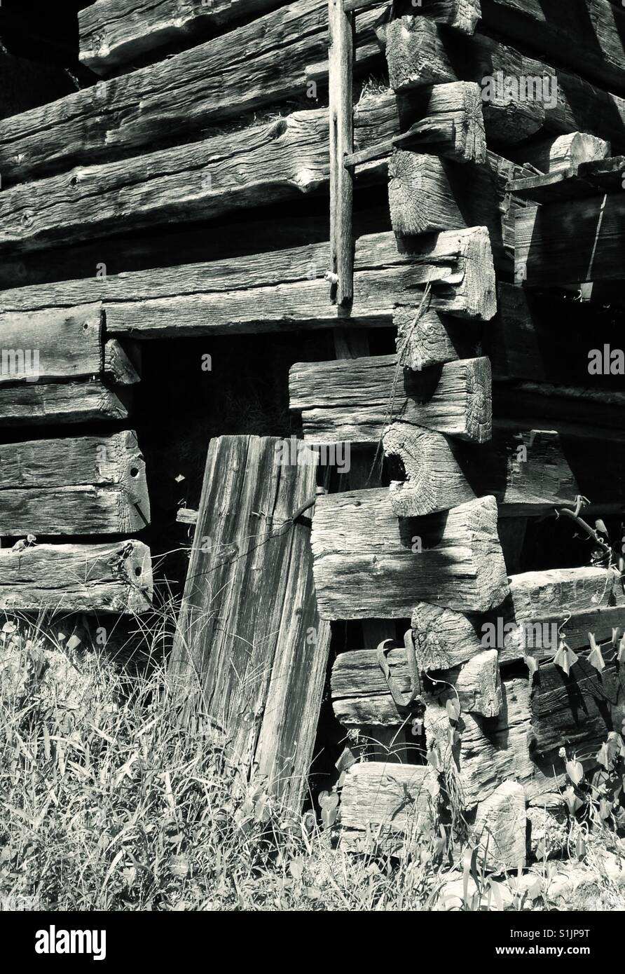 Timber Frame Barn Stockfotos & Timber Frame Barn Bilder - Alamy